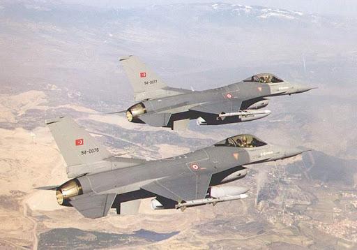 Jet Tempur F-16 Turki Tiba di Azerbaijan untuk Latihan Gabungan