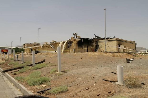 Iran Ragu Serangan Rudal Penyebab Ledakan Situs Nuklir Natanz