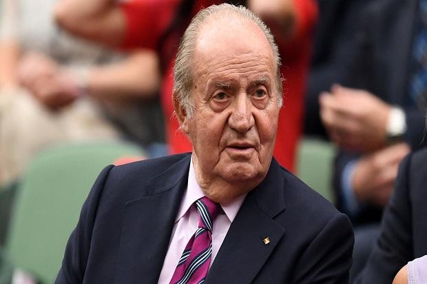 Terjerat Korupsi, Eks Raja Spanyol Juan Carlos Tinggalkan Negaranya