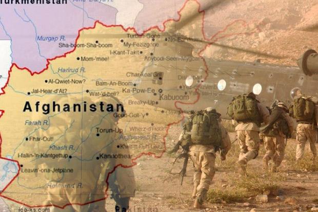 Trump Segera Kurangi Pasukan AS di Afghanistan