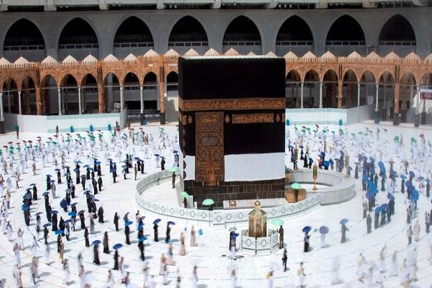 Evaluasi Haji, Arab Saudi Buka Peluang Gelar Umrah Lagi