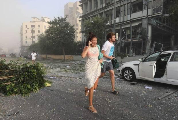 Korban Terus Bertambah di Beirut, 25 Jiwa Tewas dan 2.500 Orang Terluka