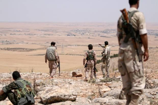 Mesir Kirim Pasukan untuk Dukung Rezim Assad di Suriah