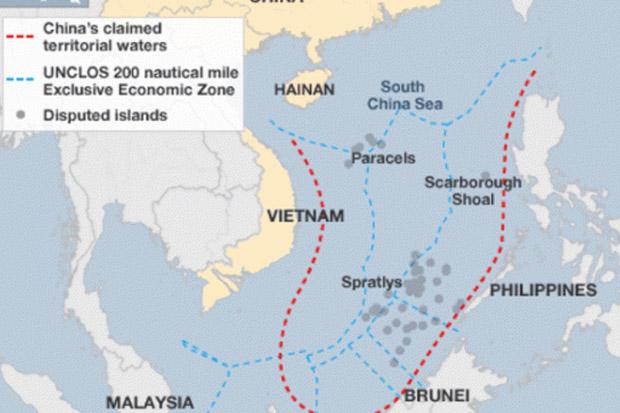 Via Telepon, Menhan China dan Bos Pentagon Bahas Situasi di LCS