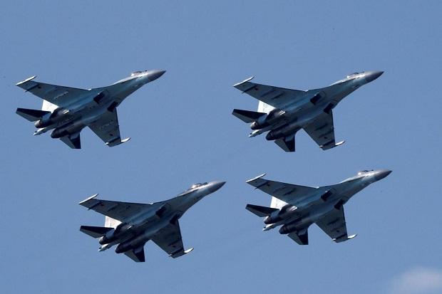 Rudal Taiwan Lacak dan Usir Jet-jet Tempur China