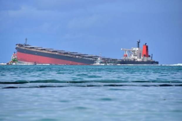 Kapal Jepang Penyebab Tumpahan Minyak Mauritania Lolos Cek Tahunan