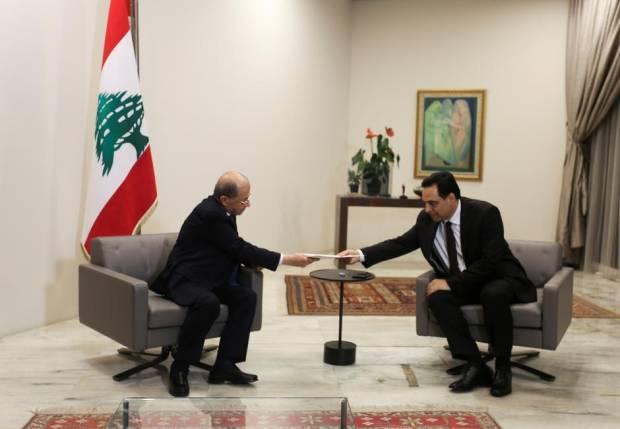 Pemerintahan Lebanon Bubar di Tengah Kemarahan Publik