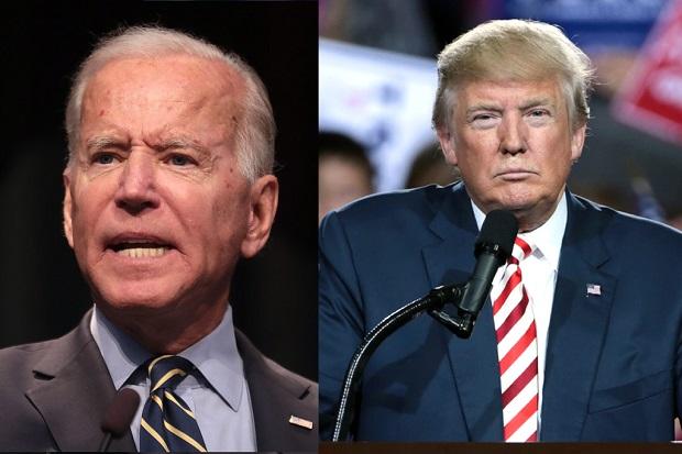 Jajak Pendapat Ungkap Biden Ungguli Trump di Negara Bagian Medan Pertempuran Utama