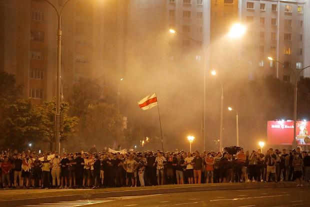 Kerusuhan Tak Kunjung Reda, AS Berencana Sanksi Belarus