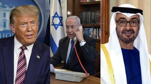 Dibantu Trump, Israel dan UEA Capai Kesepakatan Normalisasi Hubungan