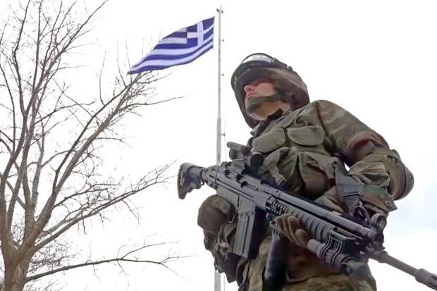 Ketegangan dengan Turki Meningkat, Militer Yunani Siaga Tingkat Tinggi