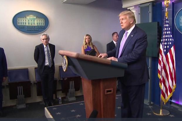 Trump PeDe Bisa Damaikan Palestina-Israel