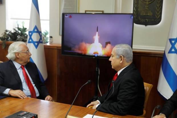 Israel Pamer Keberhasilan Tes Sistem Pertahanan Rudal Arrow-2