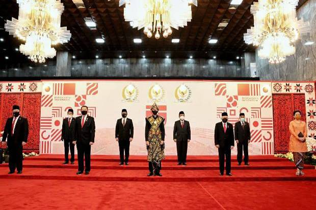 Presiden Joko Widodo Puji Respons Cepat DPD RI