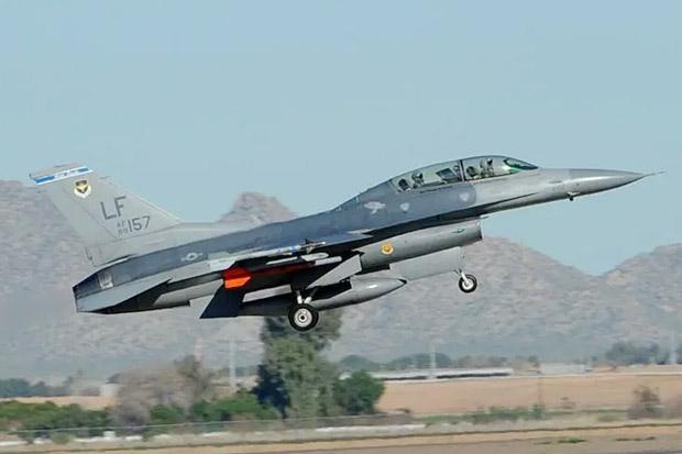 Bersitegang dengan China, Taiwan Tuntaskan Pembelian Jet Tempur F-16