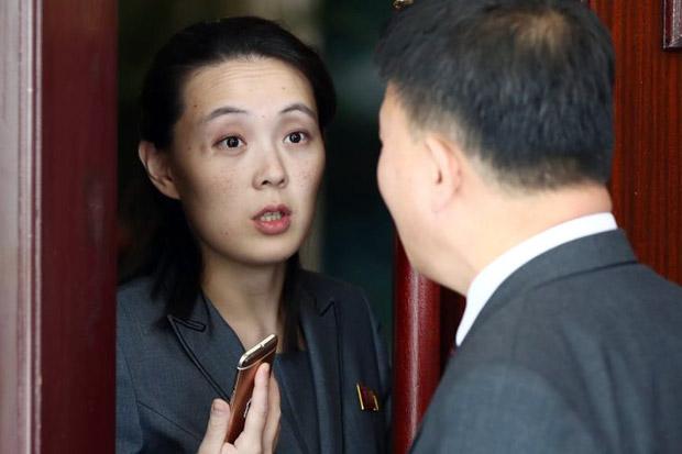 Dilaporkan Terima Mandat Kekuasaan, Adik Kim Jong-un Malah Menghilang