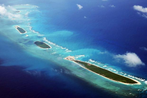 Memanas, China Usir Kapal Perang AS dari Laut China Selatan