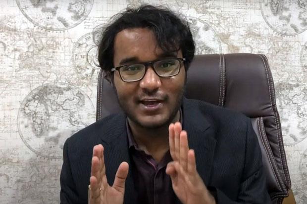 Kisah Perjalanan Bhanu, dari Kecelakaan Kini Menjadi Manusia Kalkulator