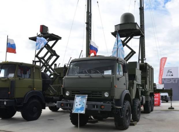 Sistem Anti-Drone Terbaru Rusia Perkuat Pertahanan Suriah