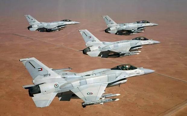 Turki Tak Ragu Tembak Jet Tempur UEA Jika Langgar Kedaulatan