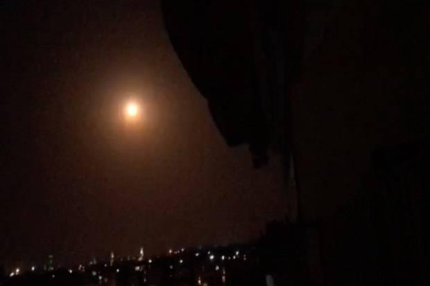 Israel Bombardir Militer Suriah, 5 Tewas Termasuk 2 Tentara Assad