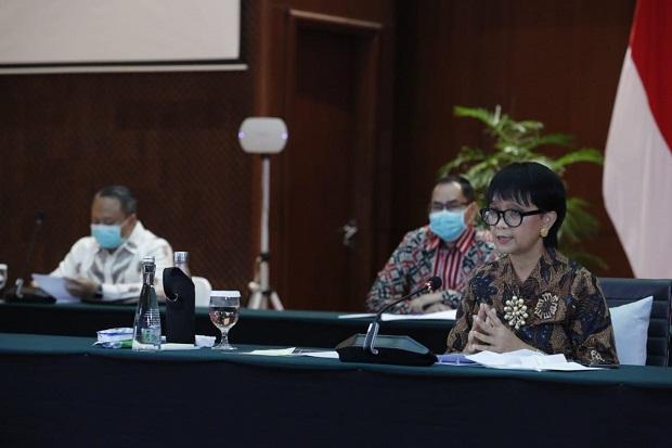 Menlu Retno: RI Tidak Akan Jadi Basis Militer Negara Manapun!