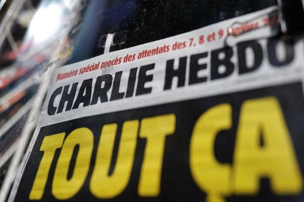 Iran: Cetak Ulang Kartun Nabi Muhammad, Charlie Hebdo Hina 1 Miliar Muslim Dunia