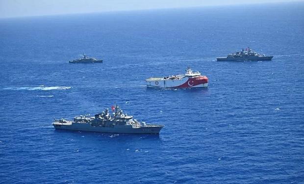 Turki Peringatkan Perang dengan Yunani Hanya Masalah Waktu