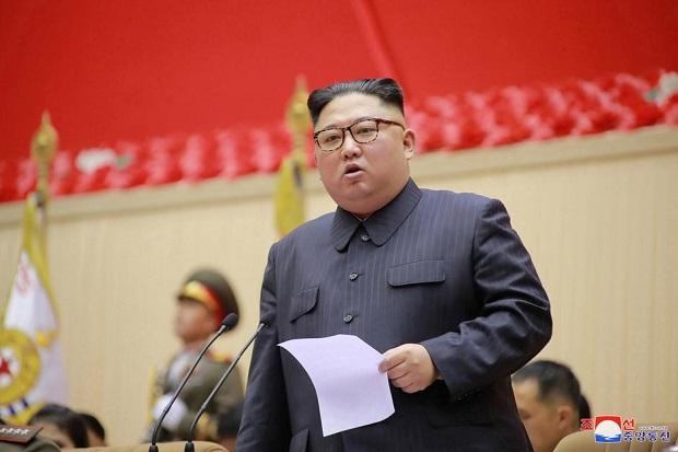 Topan Amuk Korut, Kim Jong-un Pecat Ketua Partai