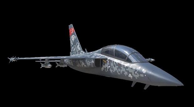 Turki Kembangkan Simulator Berbasis AI untuk Jet Tempur Ringan