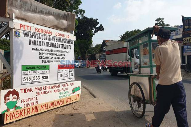 Psbb Jakarta Diperketat Daerah Zona Merah Perlu Lakukan Hal Sama Rcti