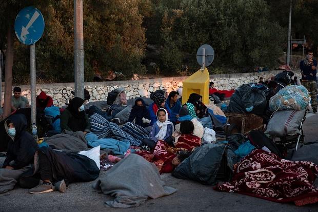 Jerman dan Prancis Tampung Anak-anak dari Kamp Yunani