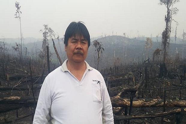 Saharjo, Penyelamat Hutan Indonesia yang Tak Gentar dengan Ancaman Pembunuhan