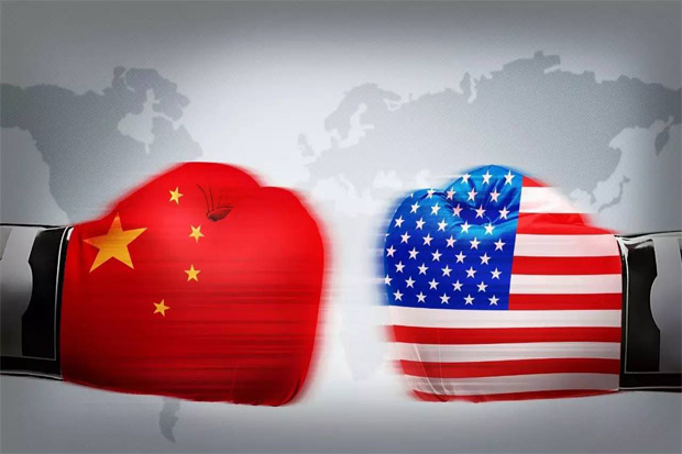 Gerah dengan AS, China: Stop Ikut Campur Urusan Negara Lain
