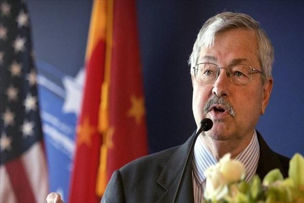 Ditengah Ketegangan yang Meningkat, Dubes AS untuk China Mengundurkan Diri