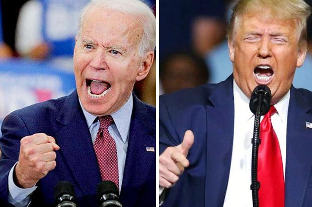 Biden dan Trump Berselisih Soal Kebakaran Hutan