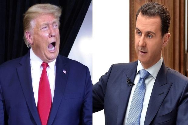 Trump Mengaku Ingin Bunuh Presiden Assad, tapi Dicegah Mattis