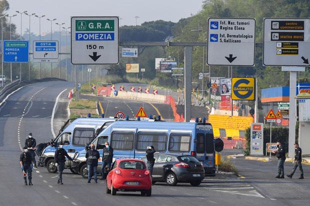 Kasus Covid-19 Meningkat, Israel Terapkan Lockdown