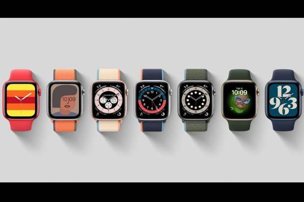 Resmi, Ini Spesifikasi Apple Watch Series 6 dan Watch SE