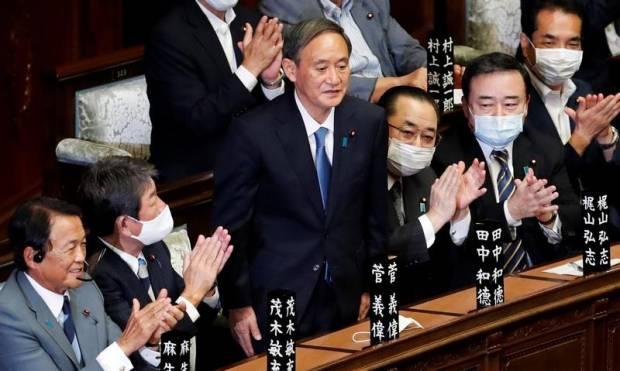 Sah, Suga Resmi Pimpin Jepang sebagai Perdana Menteri Baru