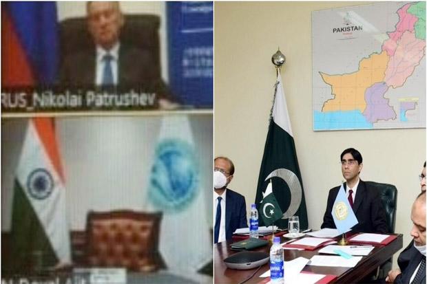 Pakistan Tunjukkan Peta Wilayah, India Walk Out dari Pertemuan SCO