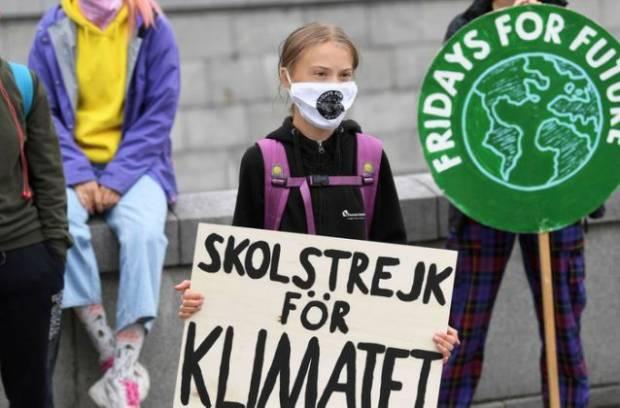 Nobel Perdamaian untuk Greta Thunberg? Mungkin Saja