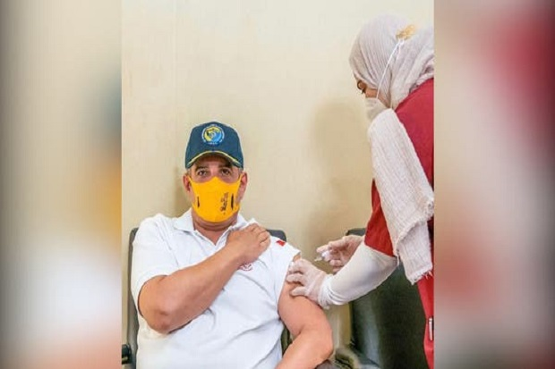 Putra Mahkota Bahrain Jadi Kelinci Percobaan Vaksin Covid-19