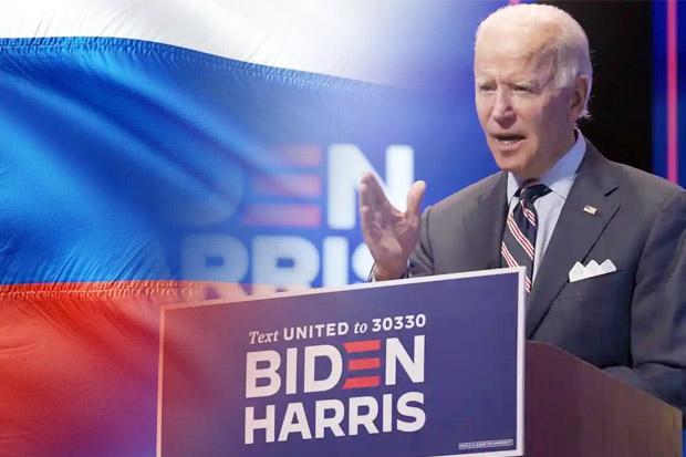 FBI Bongkar Cara Rusia Rusak Kampanye Joe Biden