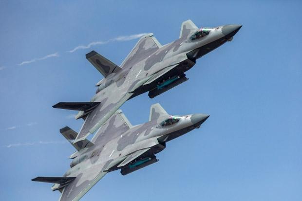 Kirim 18 Jet Tempur ke Taiwan, Pompeo: China Lakukan Gertakan Militer