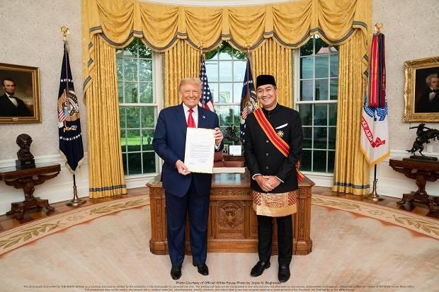 Serahkan Surat Kepercayaan pada Trump, M Lutfi Siap Perkuat Hubungan Bilateral RI-AS