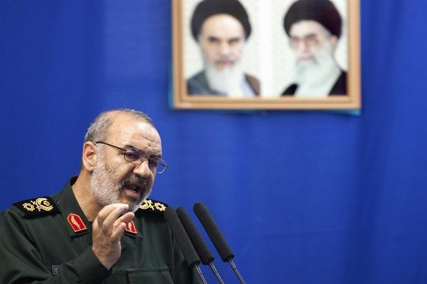 Jenderal Iran Ancam Balas Semua yang Terlibat Pembunuhan Soleimani