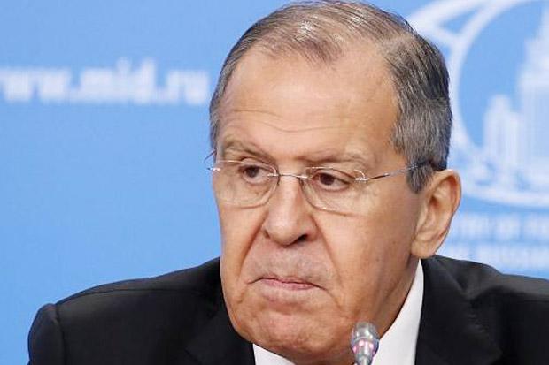 Menlu Rusia Curhat Soal Sanksi di Sidang Umum PBB