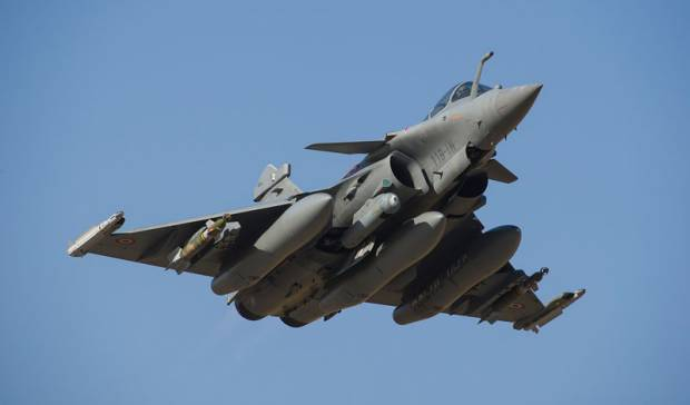 Mediterania Timur Tegang, Produk Senjata Prancis Laris Manis