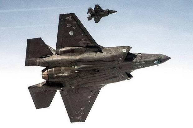 Takut Meledak Tersambar Petir, Jet Siluman F-35 Belanda Batal Kawal Bomber AS